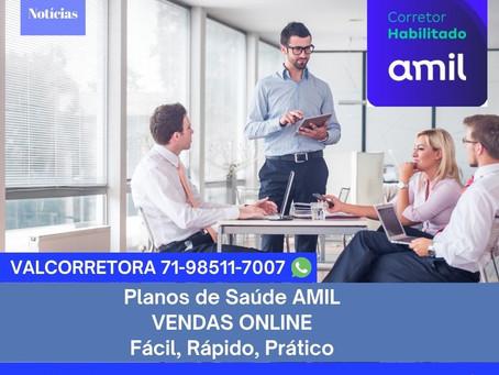 71-4102-6330 Tabelas de Vendas - Amil Saude Empresas - Camaçari-