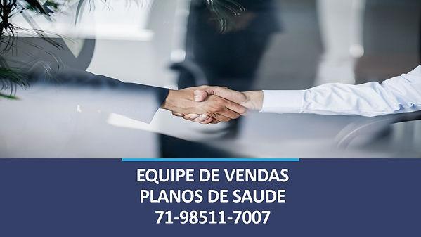 VENDEDORES PLANOS DE SAUDE