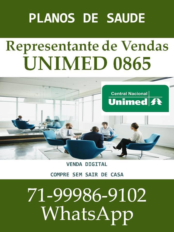 Lançamento Unimed 0865 | Tabela Plano Empresarial Compulsorio Salvador
