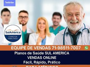 Medicos - ABM | SulAmerica Saude - Tabelas Qualicorp -BA