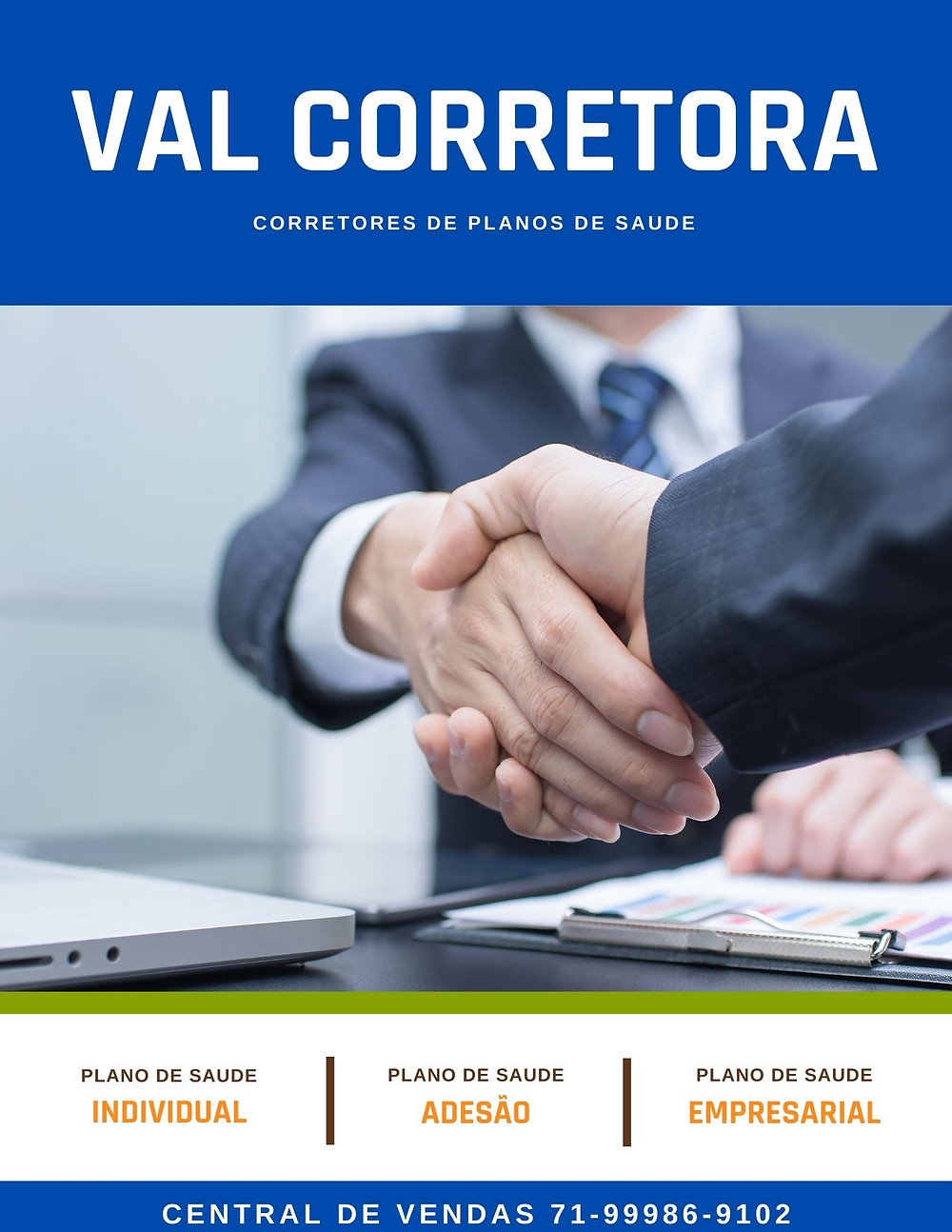 ValCorretora | Vendas de Planos de Saúde