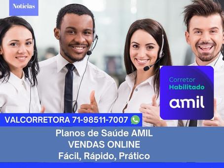 71-4102-6330 Tabelas de Vendas - Amil Saude Empresarial - Bahia