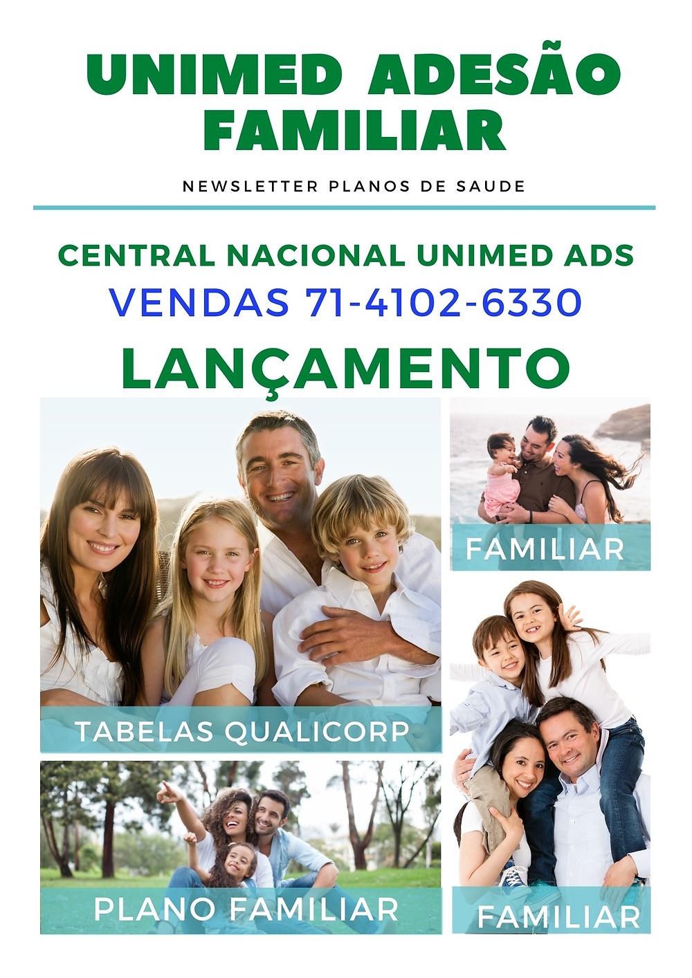 PLANO DE SAUDE FAMILIAR UNIMED