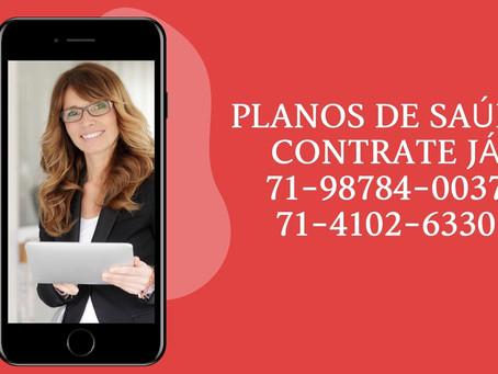 71-98784-0037 - Planos de Saude Salvador - Bahia