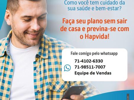 71-4102-6330 - Tabelas de Preços HapVida - Para Empresas - Lauro de Freitas