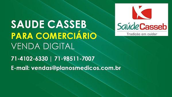 SAUDE CASSEB PARA COMERCIARIO