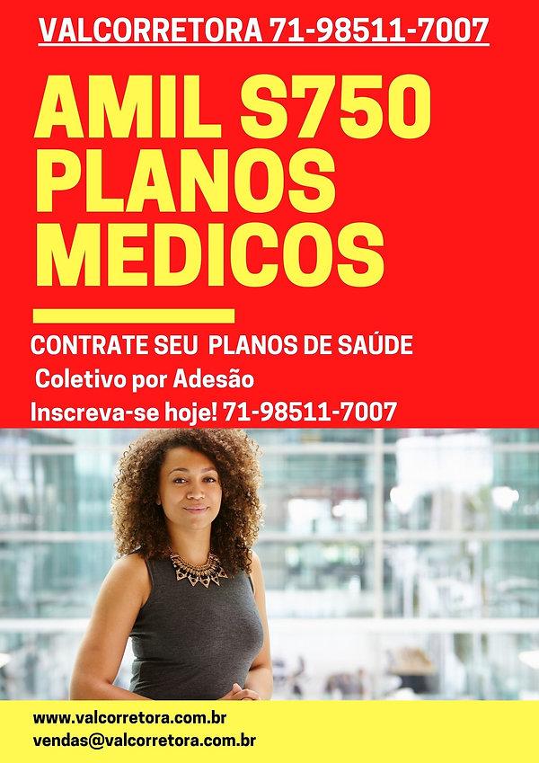 AMIL PLANOS S750