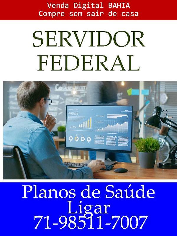 plano de saude para servidor publico fed