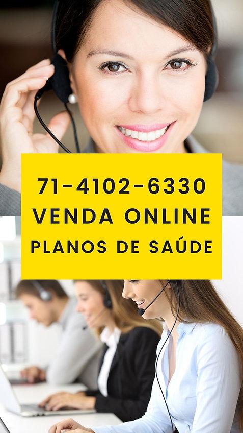 SITE - TELEFONE PLANOS DE SAUDE