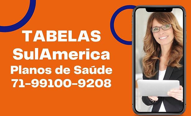 Tabelas SulAmerica Saude
