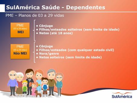 71-98511-7007 Tabelas de Preços - SulAmerica Saude Empresarial - Barreiras