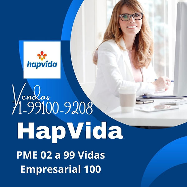 HAPVIDA Uma empresa especializada em vendas de planos médicos paraseu negócio
