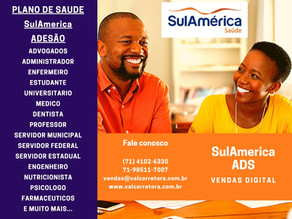 SulAmerica Saude | Profissional Liberal