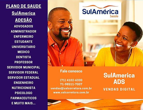 PLANOS DE SAÚDE SULAMERICA SAÚDE