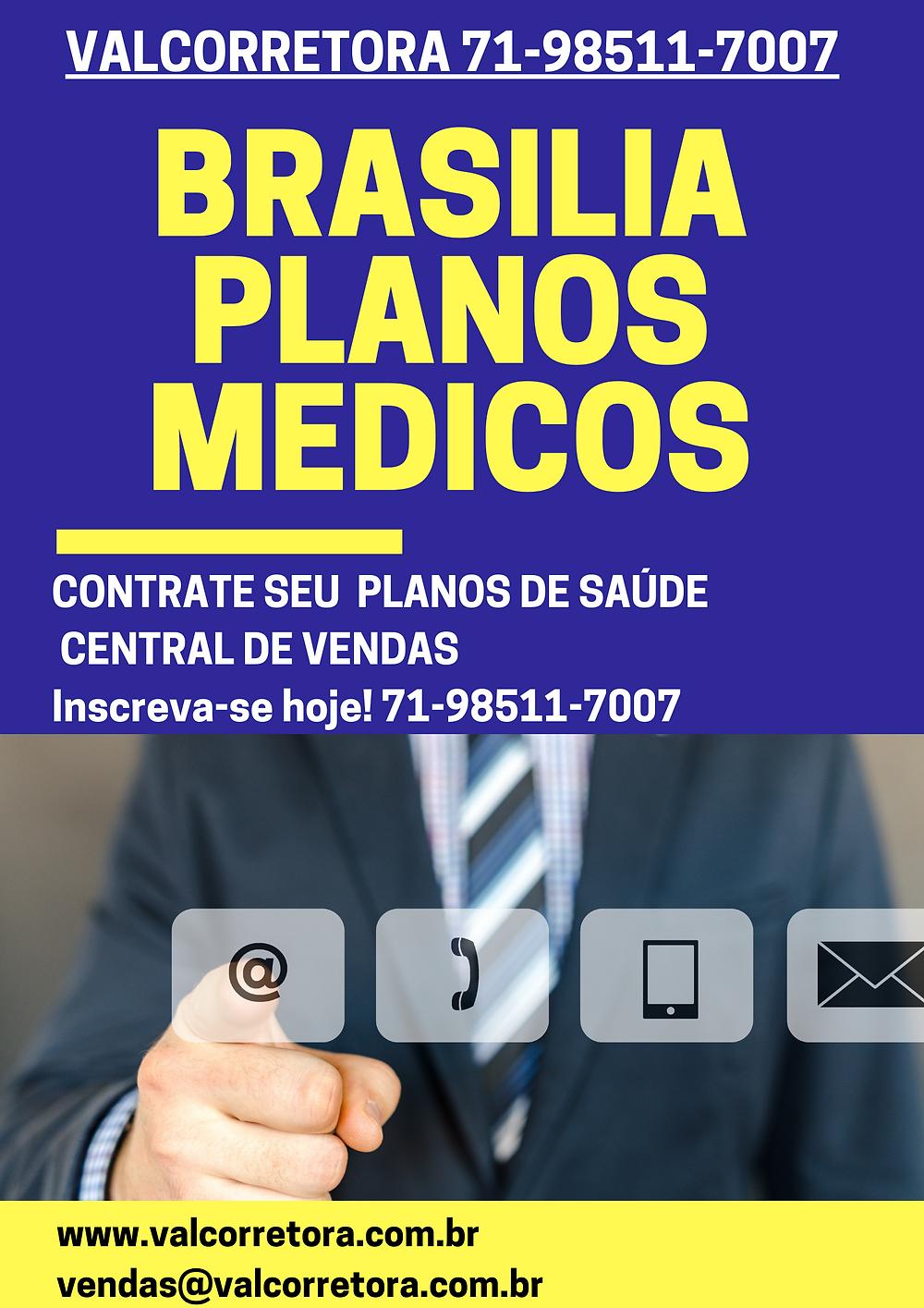 Planos de Saúde Adesão Individual Planos de Saúde Adesão Familiar Planos de Saúde Adesão Empresarial Central de Vendas de Planos de Saúde Corretora Vendas de Planos de Saúde em Brasilia
