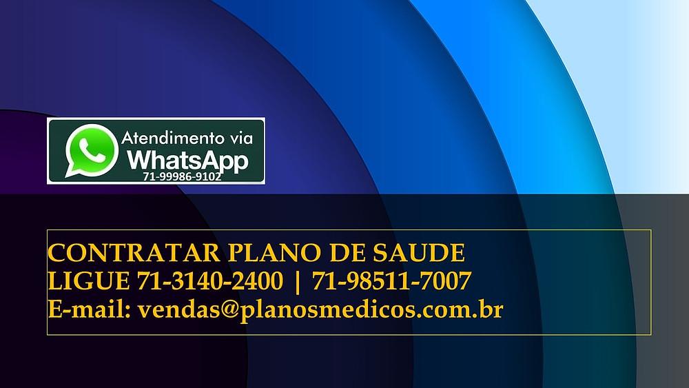 Corretora Plano de Saude na Bahia - Vendas Online Planos Amil Saude