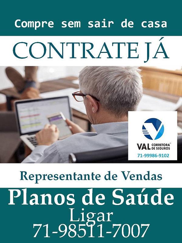 VAL CORRETORA PLANOS DE SAUDE NA BAHIA