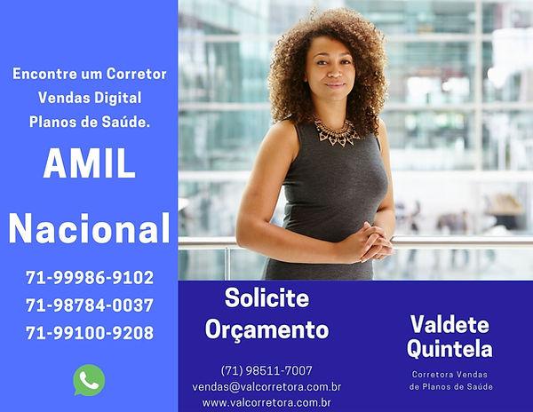 CORRETORES - VENDAS ONLINE PLANOS AMIL.j