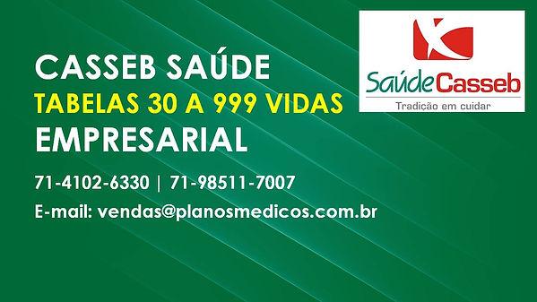 CASSEB SAUDE PARA EMPRESA - PLANO DE SAUDE EM SALVADOR