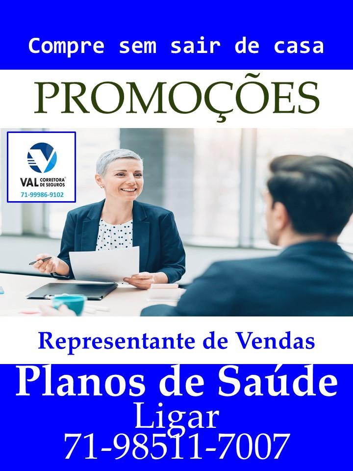 PROMOCOES EM PLANOS DE SAUDE