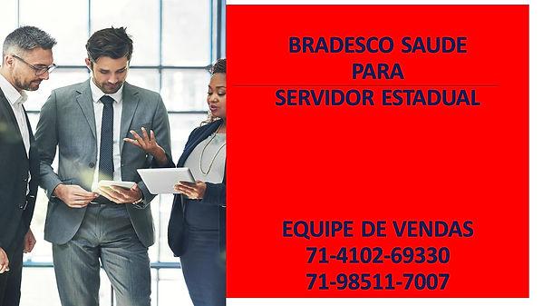 SAUDE BRADESCO PARA SERVIDOR PUBLICO