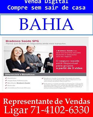 Contratar Plano Saude Bradesco na Bahia.