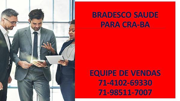 SAUDE BRADESCO PARA ADMINISTRADOR - CRA-BA