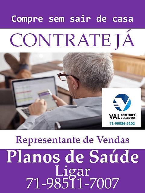 VAL CORRETORA PLANOS DE SAUDE