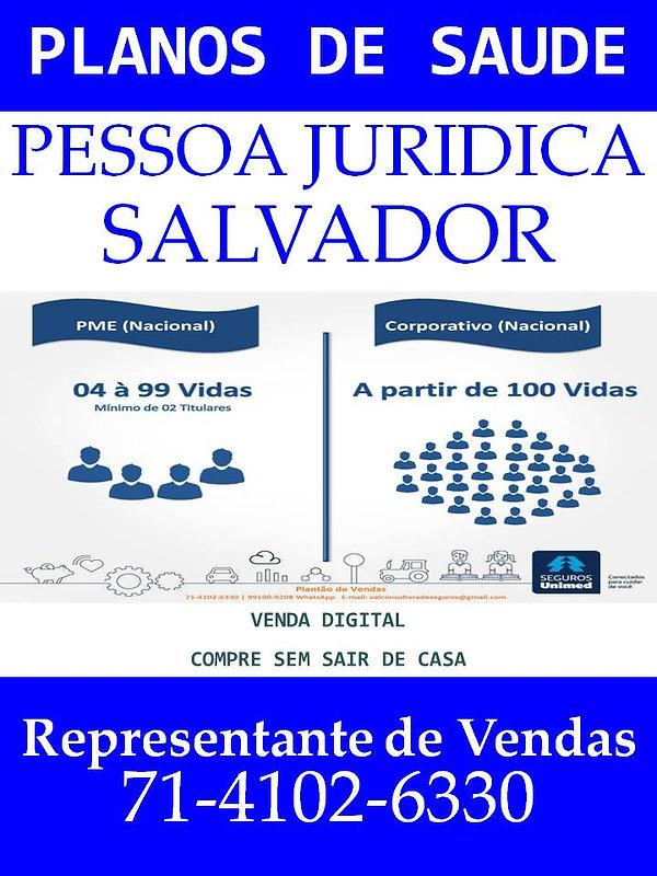 Tabelas Seguros Unimed em Salvador