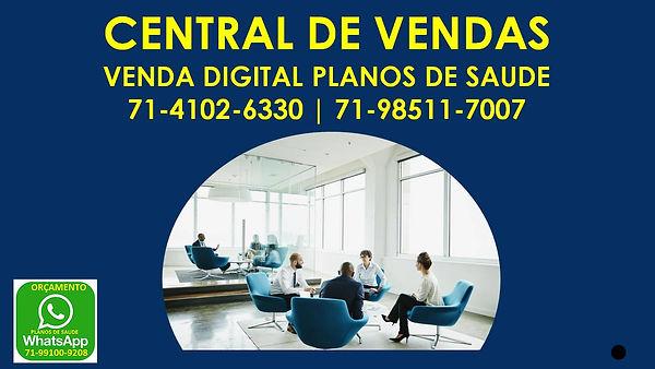 CENTRAL DE VENDAS PLANOS DE SAUDE NO ACRE