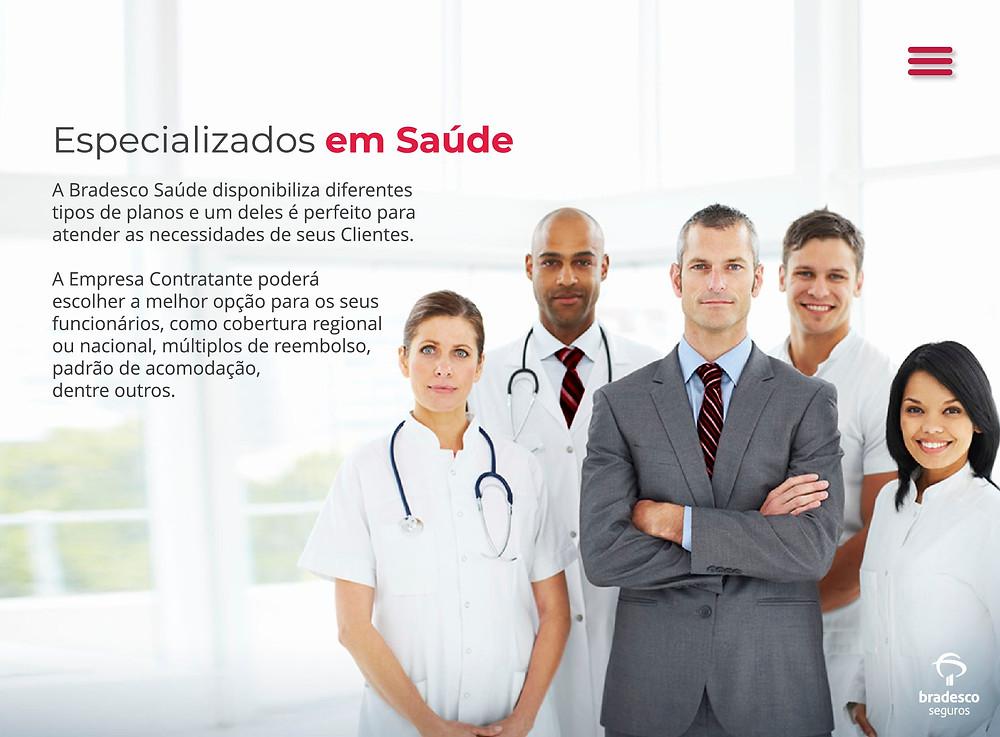 Tabelas de Preços - Bradesco Saude Empresarial - Salvador