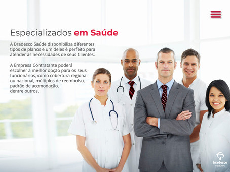 Rio de Janeiro (Saude Bradesco) Empresarial 03 a 199 vidas
