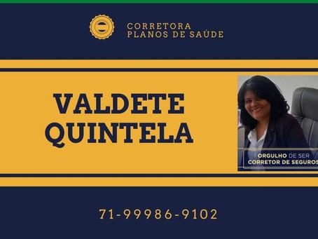 Valdete - Corretora de Seguros | 71-99986-9102 | Bahia