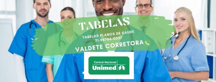Preços Unimed Central Nacional - PME Salvador, Corretora Plano de Saude na Bahia