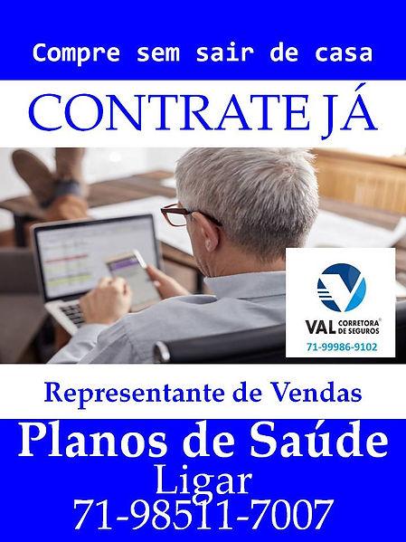 VALCORRETORA PLANOS DE SAUDE