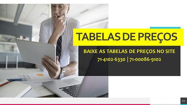 Vitallis Saúde plano Coparticipativo para CLASSES Tabelas Allcare - Bahia