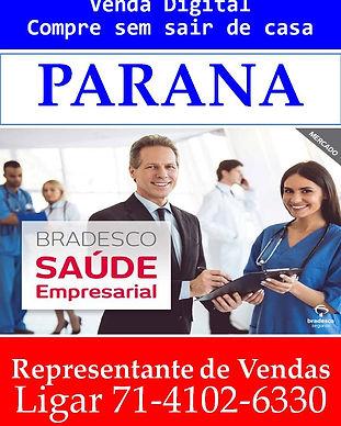 Contratar Plano Saude Bradesco em Parana