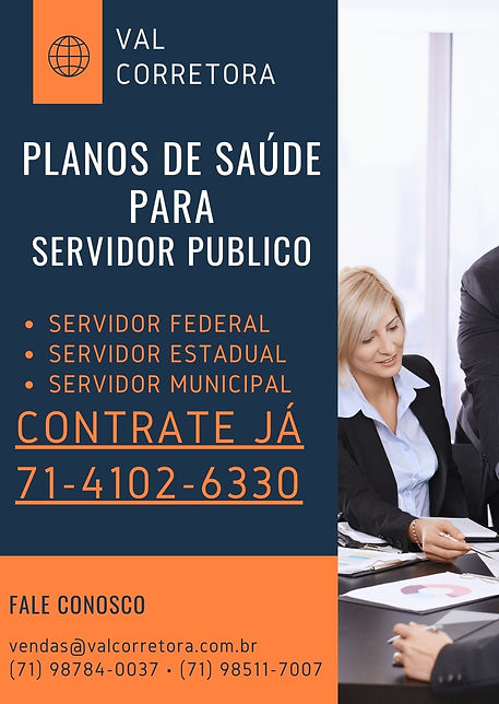 planos de saude para servidor publico