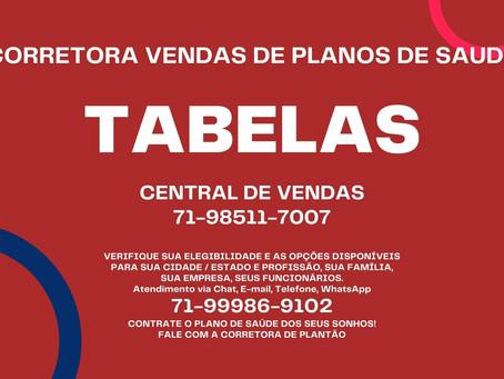 Salvador - Tabelas de preços planos de saúde 71-4102-6330