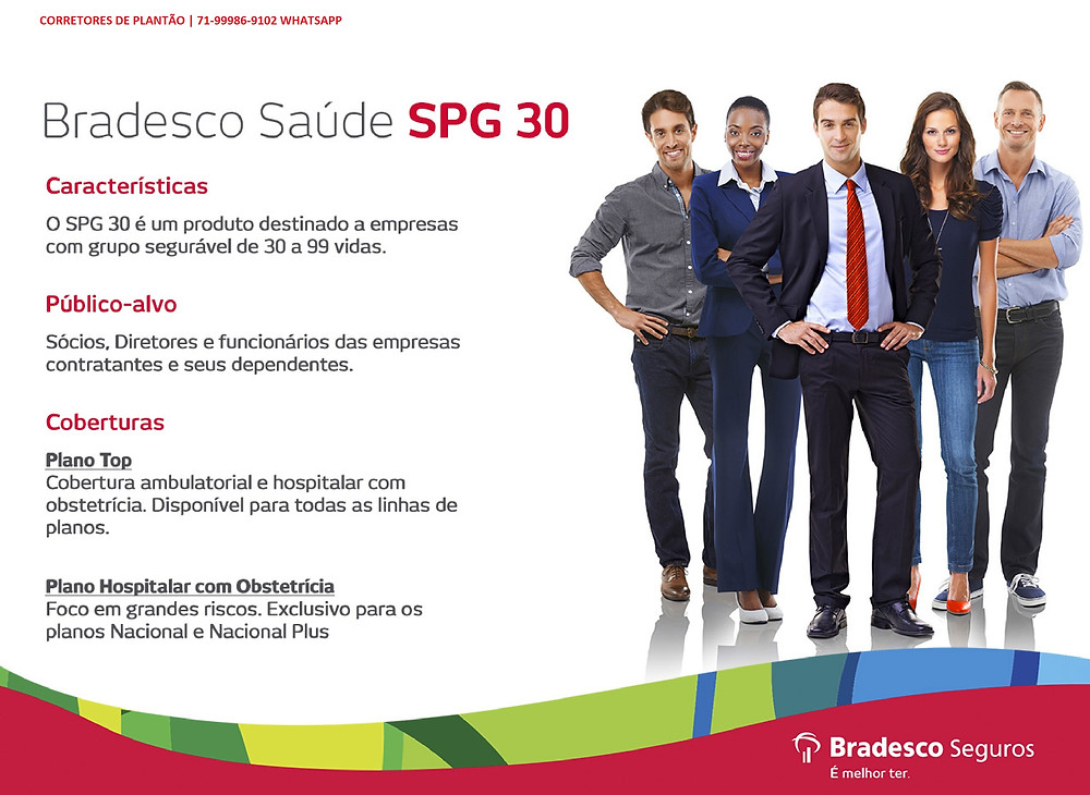 Saude Bradesco | Planos Empresariais