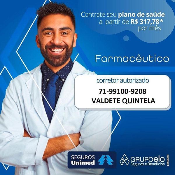SEGUROS UNIMED TABELAS PARA FARMACEUTICO