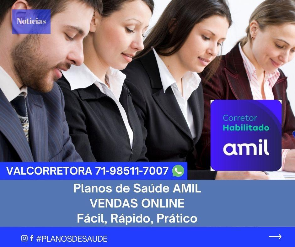 PLANO DE SAUDE AMIL EM SALVADOR