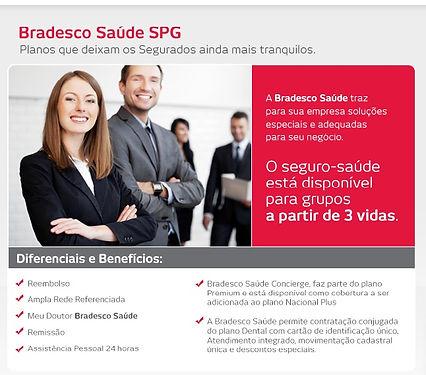 Planos SPG Bradesco Saude 71-99986-9102