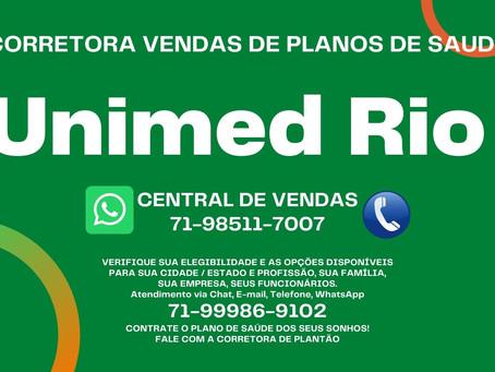 Adesão Unimed Rio - Tabelas Qualicorp RJ