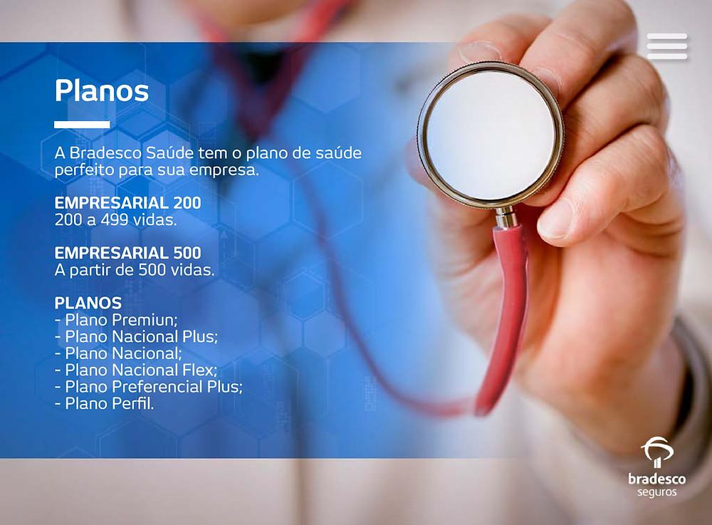 Tabelas Saude Bradesco Empresarial Bahia