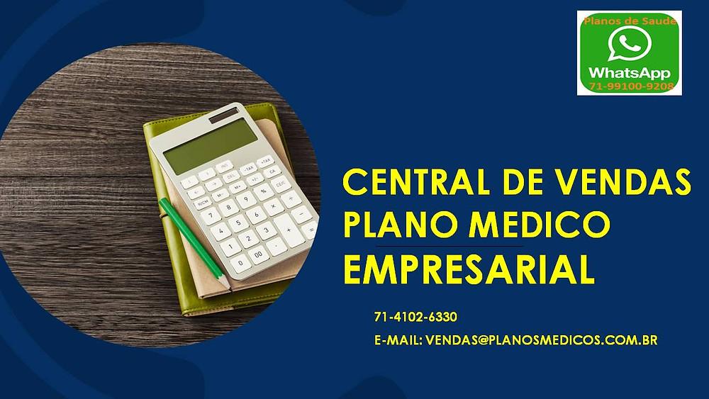Tabelas de Preços - Amil Saude Empresarial - Bahia
