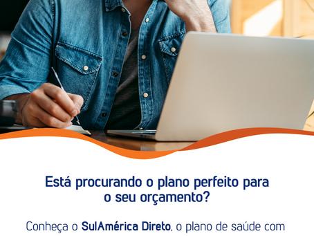 Lançamento Planos SulAmerica Saude Empresarial | Direto
