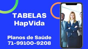 Lauro de Freitas 71-3140-2400   Tabelas HapVida - Alcare