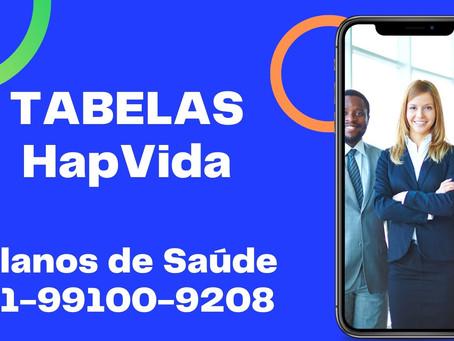 Lauro de Freitas 71-3140-2400 | Tabelas HapVida - Alcare