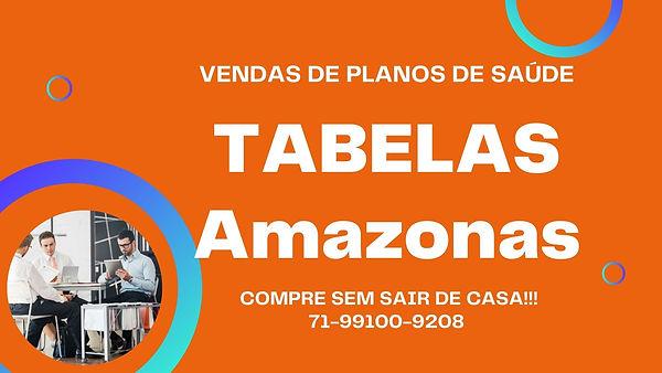 PLANOS DE SAUDE AMAZONAS